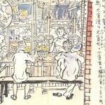 一生深愛台灣卻再也回不來…「灣生畫家」立石鐵臣,在日本畫下對台灣的思念