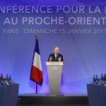 中東和平會議於巴黎召開  以色列總理怒批:無效啦!
