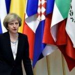 英首相宣佈「脫歐路線圖」 歐盟各國反應