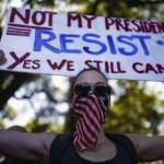 「女人進軍」二部曲!美國姐姐妹妹再度大串連 投身選舉對抗「厭女症」總統