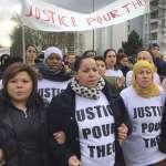 民怨沸騰!法國警察一再涉嫌對民施暴  掀起全國抗議遊行