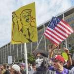 川普穆斯林禁令爭議一路延燒 司法訴訟戰6大關鍵時刻