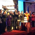 國民黨浮現「瑜義情結」? 韓國瑜、吳敦義踩場固樁「王不見王」