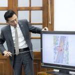 林智堅力爭275億經費 建設新竹棒球場、輕軌路網