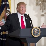 川普記者會》超狂總統的本日「驚」句都在這!「另類事實」遭《紐時》打臉