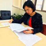 不滿林全施政報告 蘇巧慧:重點政府改造隻字未提
