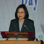 蔡英文:反省迫害人權歷史 台灣必須跟德國學習