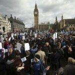 禁止川普來訪》英國下議院激烈辯論3小時 反對議員直批川普「智能未開化」