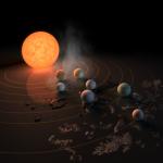 天外奇蹟!7顆地球的夥伴40光年外現身 外太空生命搜尋大躍進