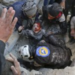 紀錄片入圍奧斯卡 敘利亞「白盔隊」救人要緊沒空參加典禮