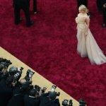 BBC圖輯:奧斯卡走紅毯令人瞠目的明星