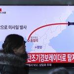 北韓再朝日本方向發射4枚飛彈 3枚落入日本專屬經濟海域