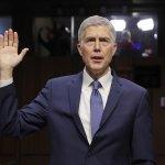 美國大法官提名案 聯邦參議院首度召開聽證會