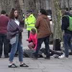 英國國會攻擊案》疑為避汽車衝撞 女子墜落泰晤士河