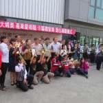 振興銅管樂器文化 卡羅爾觀光工廠捐贈大林地區學校42把銅樂器