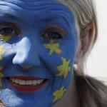 歐盟成員國慶祝《羅馬條約》60周年 倫敦「反脫歐」數千民眾發起「團結為歐洲」大遊行