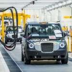 倫敦小黑變小綠!全電動倫敦黑色計程車年底開賣