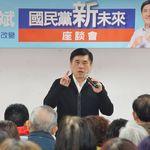 回應黨籍立委焦慮,郝龍斌:若當選將以企業化方式帶領國民黨