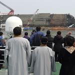 發現疑似世越號沉船罹難者遺骨 鑑定身分恐需數週