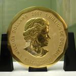 一百公斤的超大金幣被偷啦!德國博德博物館遭竊,損失至少370萬歐元