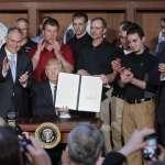 全球暖化是假的?川普正式簽署新命令 推翻歐巴馬多項環保節能政策