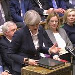 梅伊對國會報告全文》分手還能做朋友 呼籲英國團結、與歐盟建立特殊夥伴關係