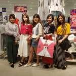 全球首家全員時尚顧問店 「GU」新竹巨城店31日開張