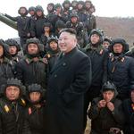 「美國證明我們擁核多麼正確!」北韓譴責卡爾文森號航母駛入朝鮮半島海域
