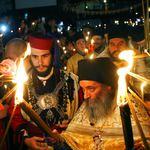 世界各地基督徒慶祝復活節