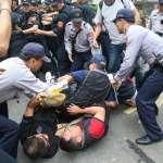 反年金改革暴力衝突,警方鎖定16起違反案件、26名滋事者