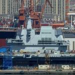 中國首艘國產航母4月23日下水?官媒:天公不作美,時間可能再延