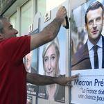 法國總統大位爭霸戰》極右派女掌門人勒潘批中間路線的馬克宏:他太軟弱!