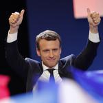 法國總統第二輪決戰》極右派勒潘來勢洶洶 衛報紐時力挺「改革希望」馬克宏