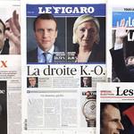 法國總統大選》超越左右或激化左右 馬克宏第二輪能擊敗勒潘嗎?