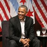 「我不在的這些日子,你們還好嗎?」歐巴馬卸任後首度公開現身 絕口不提川普、不批新政府