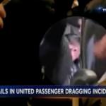 聯航惡行最新畫面曝光 亞裔乘客頭部重撞扶手濺血