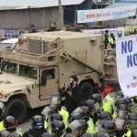 薩德來了!美軍今天凌晨閃電完成部署 南韓國防部:希望儘早投入實戰