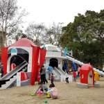 現在小朋友多幸福啊!盤點「台北5大共融式遊戲場」,父母假日這邊遛小孩就省事啦