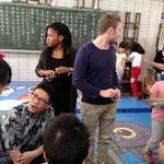 國小學生與外籍生交流 增加國際視野