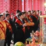 「迫害原住民」歷史爭議聲中 鄭成功開台祭典首度由台南市長主祭