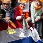 大「橘」大利!荷蘭民眾穿成這個樣子歡慶「國王節」