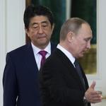 安倍晉三飛莫斯科見普京 北方四島爭議仍無實質進展