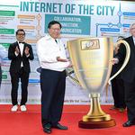 全球7大智慧城市實地訪視 桃園市競逐全球年度首獎榮耀有望
