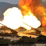 朝鮮半島戰雲密布?中朝邊境居民「該吃吃,該喝喝,不耽誤」還有人在鴨綠江邊釣魚