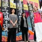 「過去政策未完整思考」 李彥秀要代國民黨向勞工道歉