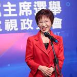 「台灣是我未來埋骨處」洪秀柱:我是台灣人,也是中國人