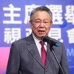 「黨員權利被做掉了!」 詹啟賢爆料:有黨員已繳黨費卻未收到投票通知