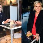 【圖解新聞】法國選出史上最年輕總統!馬克宏、勒潘得票結構比一比