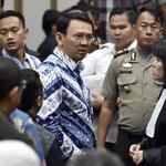 「褻瀆古蘭經」有罪!雅加達華裔首長鍾萬學被判入獄2年、不得緩刑