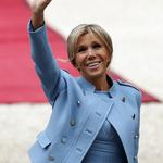 為愛妻拼名分!法國總統馬克宏頒布憲章 賦予第一夫人實權 主掌社會福利